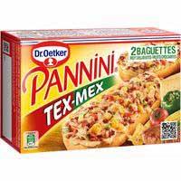 Dr. Oetker Pannini Tex-Mex 250g