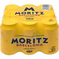 Moritz Cervesa pack 9 llaunes 33cl
