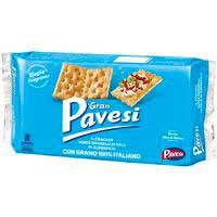 Pavesi Cracker sin sal 250g