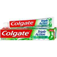 Colgate Dentifrici triple accion fre 75ml