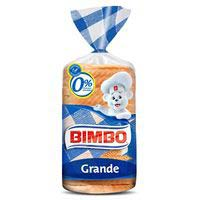 Bimbo Pa amb crosta 375g
