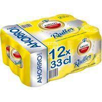CervesaAMSTELRadler,pack12x33cl