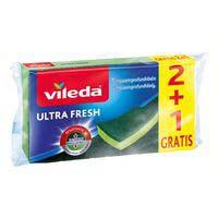 Fregall ultrafreshVILEDA,pack3 uni.