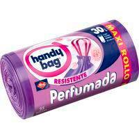 Bossa d'escombraries perfumades 30 l.HANDYBAG, paquet 25 un.