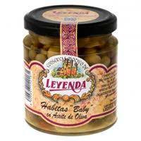 Leyenda Habita baby aceite oliva 220g
