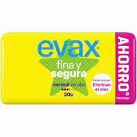 Compresanormal EVAX F&S, paquete20 uds.