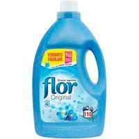 Suavizante concentrado classic FLOR, garrafa 110 dosis