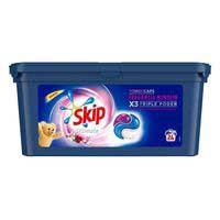 Skip Detergente cápsula mimosin ultimate 24d