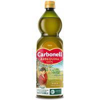 Oli d'olivav. extra arbequina CARBONELL, ampolla 1 litre