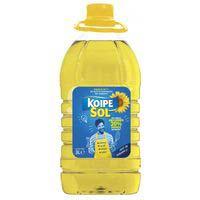 Oli de girasolKOIPESOL, garrafa 3 litres