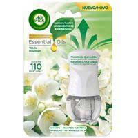 Ambientador eléctrico white AIRWICK, aparato + recambio