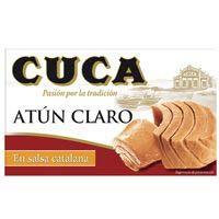 Cuca Atún claro salsa catalana 110g