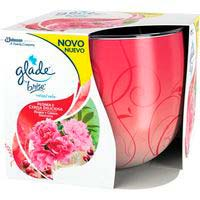Ambientador vela peonia-cereza G. BY BRISE, pack 120 g