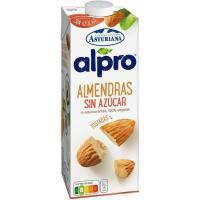 Alpro Bebida almendra sin azucar 1l