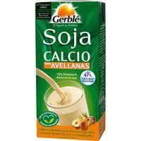 Gerblé Beguda soja/avellana brik 1 l