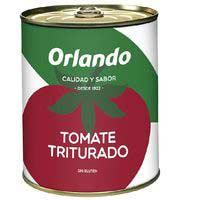 Tomàquet triturat ORLANDO, llauna 810 g
