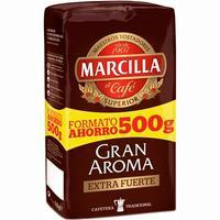 Cafè mòltextrafuerteMARCILLA, paquet 500 g