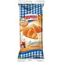 Bimbo Croissant 300g