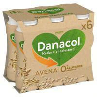 Danacol Avena Danone 6x100ml