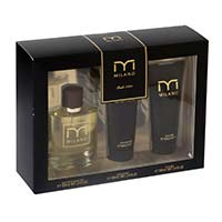 Set para hombre Clasic Colonia-A. Shave-Gel MILANO, pack 1 ud.