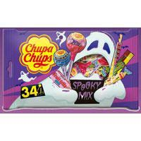 Halloween Party Mix CHUPA CHUPS, bolsa 400 g