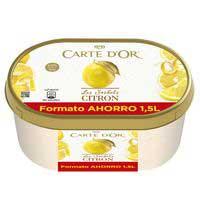 Carte D'Or Sorbete de limón 750g