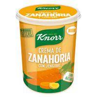 Knorr Crema pastanaga 460g