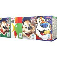 Kellogg's Cereals variety 215g