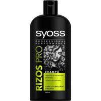 Syoss Xampú rínxols cabell ondulat o arrissat 500ml