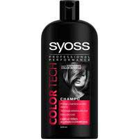 Syoss Xampú color cabell tenyit aclarit o amb metxes 500ml