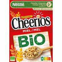 Nestlé Cereales cheerio bio 330g