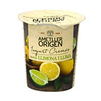 Ametller Yogurt cremoso de limón 125g