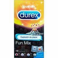 Durex Preservatius fun explosió 10u