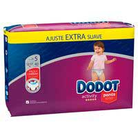 Dodot Pañales pants T5 Activity extra 12-17kg 40u