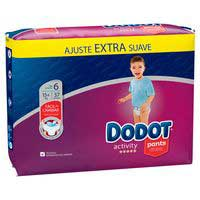 Dodot Bolquers pants T6 Activity extra 15+kg 37u