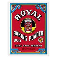 Royal Levadura en polvo 5 sobres 16g