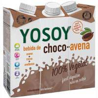 Beguda xoc-civada YOSOY 3x250ml