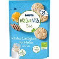 Nestlé Galleta ecológica con miel sin gluten 150g