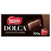 Nestlé Dolca Chocolate negro 100g