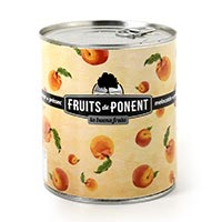 Préssec en almívar FRUITS DE PONENT, pot 840 g