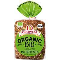 Oroweat Pan molde Bio multi semillas 400g