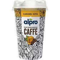 Cafè de soia-caramel ALPRO, vas 206 g