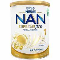Leche para lactantes NESTLÉ Nan Supreme 1, lata 800 g