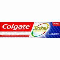 Dentífrico blanqueante COLGATE Total, tubo 75 ml