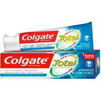 Colgate Dentrifico total eff visible 75ml