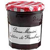 Confitura de frambuesa BONNE MAMAN, frasco 370 g