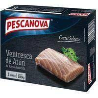 Pescanova Ventresca de atún de aleta amarilla 180g