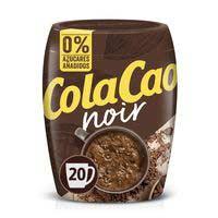 Cola Cao Cacau noir 0% sucres afegits 300g