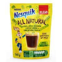 Nesquik Cacao al natural con azúcar moreno 168g
