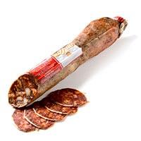 Chorizo ibérico picante MASAN, al corte, compra mín.100 g